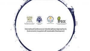 International Conference on Interdisciplinary Approaches to Environment, Ecosystems & Sustainable Development
